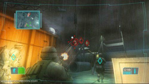 Ghost Recon Advanced Warfare on Xbox 360 screenshot