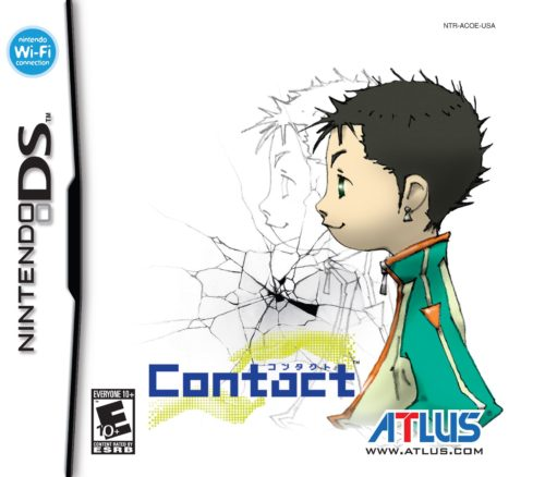 Contact box art for Nintendo DS