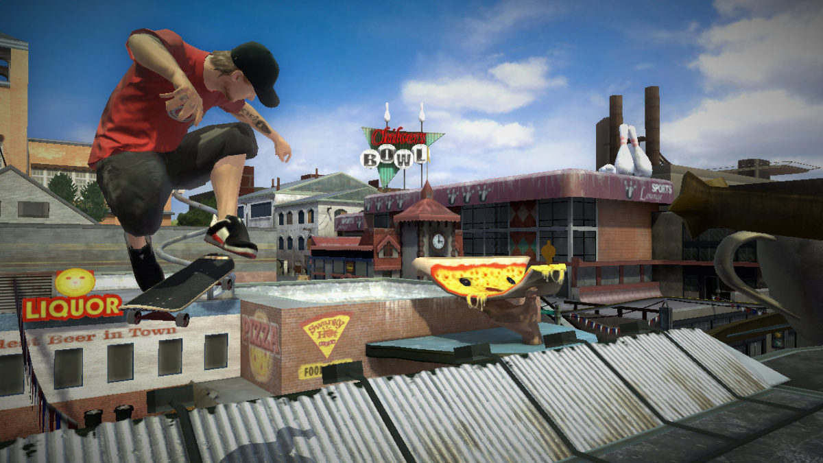 Tony Hawk's Project 8 – Nail the Trick trailer