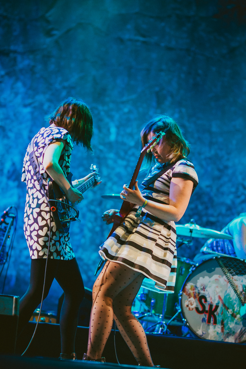 Sleater-Kinney at Primavera Sound