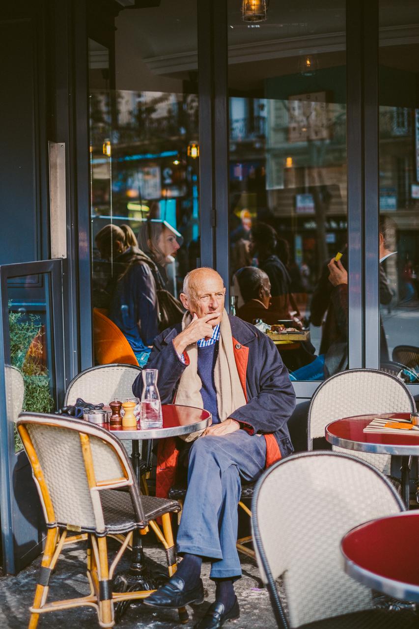 Paris, France. 2105.