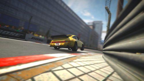 Project Gotham Racing 3 PGR3 Ruf CTR Yellowbird