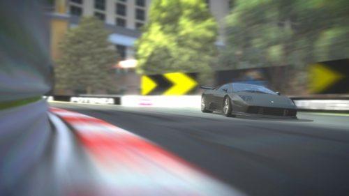 Project Gotham Racing 3 PGR3 Lamborghini Muircielago